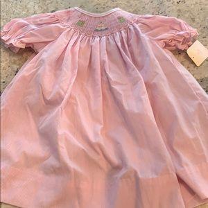 NWT Petit Ami Smocked Dress 12 months